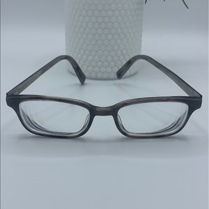 Warby Parker Glasses 50 [] 18 145 Greystone Used